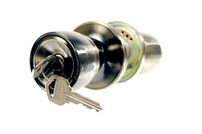 Changing the locks in your new home will give you peace of mind.