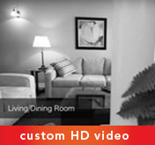 custom HD video